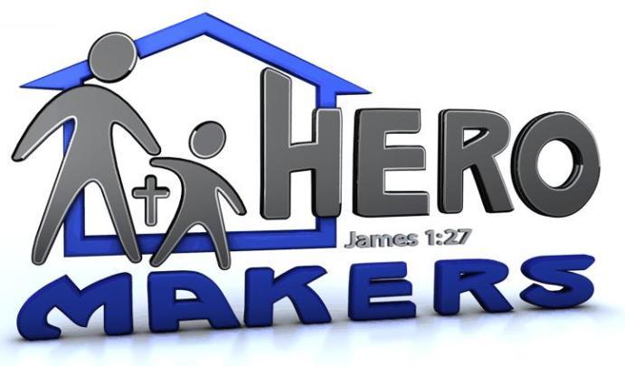 HERO Makers 3D Logo